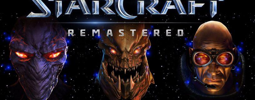 Hlásí se Starcraft