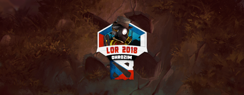 LAN Ohrozim Reborn 2018
