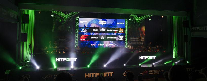 Hitpoint Legends představilo e-sport Česku