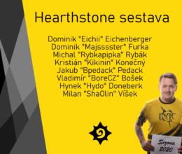 Nová Hearthstone soupiska