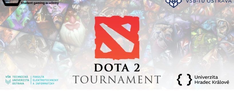 Turnaj Esport VŠB-TUO a SGA v Dota 2