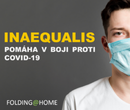 Inaequalis v boji proti koronoviru