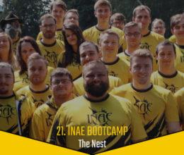 Shrnutí 21. INAE Bootcampu