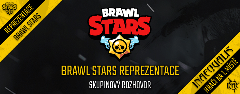 Rozhovor s Brawl Stars reprezentací