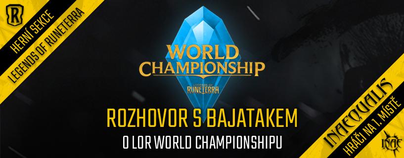 BaJAtak a Legends of Runeterra World Championship